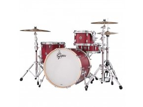 Gretsch Shellpack Brooklyn Series 8x12TT/14x16FT/14x22BD Tabasco Satin