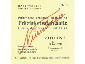 Nurnberger Strings For Viola Precision solid core D