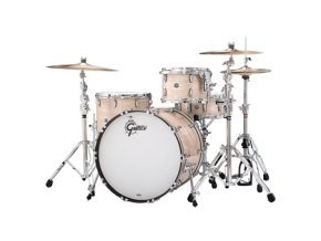 Gretsch Shellpack Brooklyn Series 8x12TT/14x16FT/14x22BD Vintage Cream