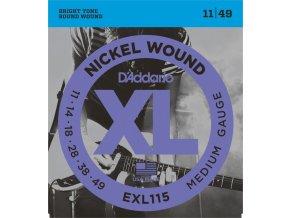 D´addario EXL115