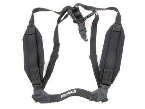 Neotech Saxophone strap Soft Harness Black junior, Length 21 - 31,2 cm