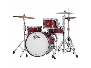 Gretsch Shellpack Brooklyn Series 8x12TT/14x16FT/14x22BD Red Oyster
