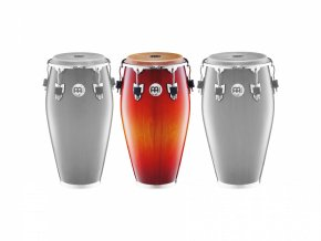 "MEINL 11 3/4""CONGA PROF.SERIES CHROME HW,"