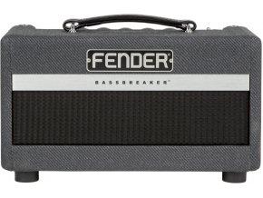 Fender Bassbreaker 007 Head, 230V EUR