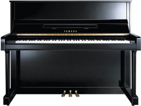 YAMAHA B3 Polished Ebony / SC2 Silent piano