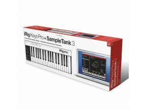IK Multimedia iRig KEYS PRO + SampleTank 3