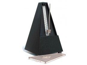 Wittner Metronome Pyramid shape Black 806K
