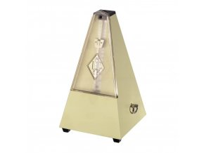 Wittner Metronome Pyramid shape Ivory 807K