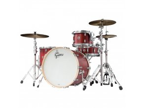 Gretsch Shellpack Brooklyn Series 13/16/24 Tabasco Satin