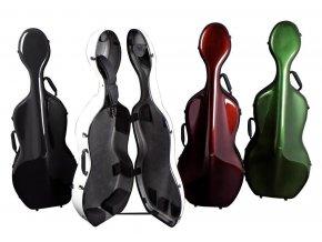 GEWApure Cello case CS 05