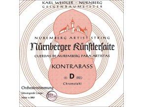 Nurnberger Strings For Double Bass Kuenstler solo tuning 3/4