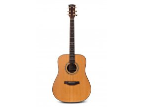 KLEMA dreadnought-solid cedar top
