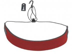 Neotech Clarinet strap C.E.O. Comfort Bordeaux junior, Length 35,6 - 44,4 cm