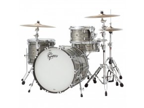 Gretsch Shellpack Brooklyn Series 13/16/24 Smoke Grey