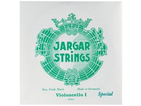 "Jargar Cello Medium ""C"" silver"