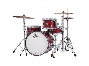Gretsch Shellpack Brooklyn Series  13/16/24 Red Oyster