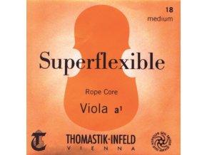 Thomastik Strings For Viola Superflexible rope core Set