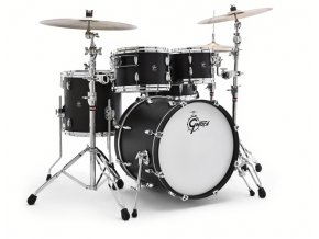 Gretsch Shellpack Renown Maple 10/12/14/20/Satin Black