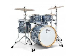 Gretsch Shellpack Renown Maple 10/12/14/20/Silver Oyster Pearl