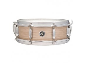"Gretsch Wood Snare Brooklyn Series 5,5x14"" Vintage Cream Oyster Nitron"