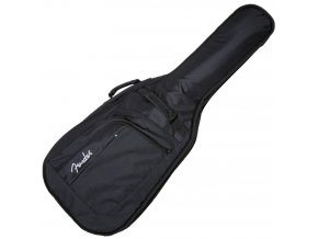 Fender Urban Jumbo Acoustic Gig Bag, Black