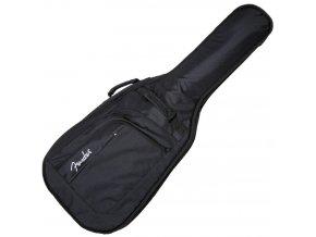 Fender Urban Jumbo Acoustic Gig Bag, Black