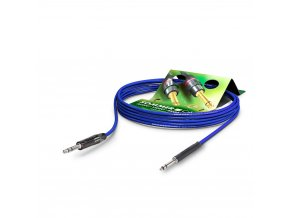 Sommer Cable PC Goblin 2x0,14qmm, Blue, 2,50m