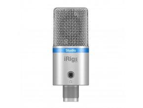 IK Multimedia iRig Mic Studio - Silver