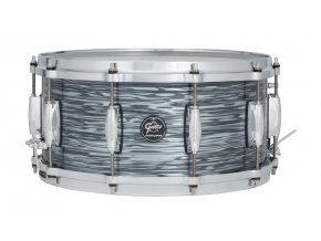 "Gretsch Snare Renown Maple 6,5x14"" Silver Oyster Pearl"