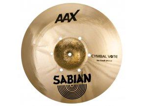 """SABIAN 20"""" AAX ISO CRASH brilliant"""
