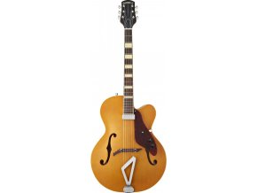Gretsch G100CE Synchromatic Archtop Cutaway Electric, Rosewood Fingerboard, Flat Natural