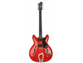 HAGSTROM Viking - Wild Cherry Transparent
