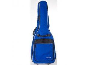 GEWA Guitar gig bag GEWA Bags Economy 12 Classic 3/4-7/8 blue