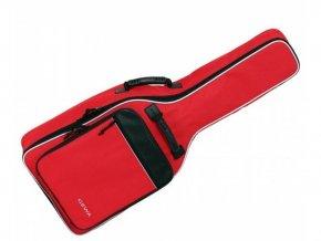 GEWA Guitar gig bag GEWA Bags Economy 12 Classic 3/4-7/8 red