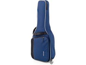 GEWA Guitar gig bag GEWA Bags Economy 12 Classic 1/2 blue