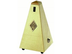 Wittner Metronome Pyramid shape Natural maple. matt 817A
