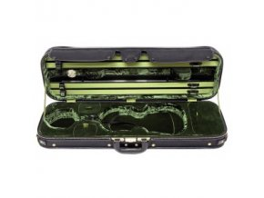 GEWA Violin case JAEGER PRESTIGE Exterior brown