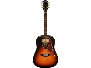 Gretsch G5031FT Rancher Dreadnought, Fideli-Tron Pickup, Sunburst