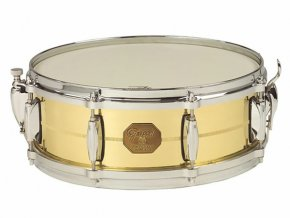 "Gretsch Snare G4000 Series 5x14"" Solid Spun Brass Shell"
