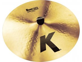 "ZILDJIAN 17"" K dark crash medium thin"
