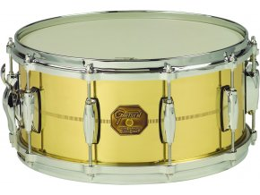 "Gretsch Snare G4000 Series 6,5x14"" Solid Spun Brass Shell"