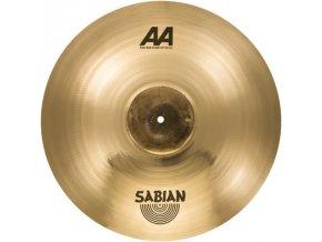 """SABIAN 20"""" AA RAW BELL CRASH"""