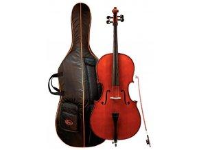 GEWA Cello outfit GEWA Strings Allegro 1/4