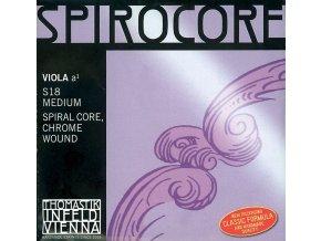 Thomastik Strings For Viola Spirocore spiral core Soft