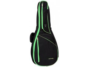 GEWA Guitar gig bag GEWA Bags IP-G SERIES Green