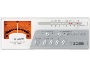 Boss TU-12BW CHROMATIC TUNER