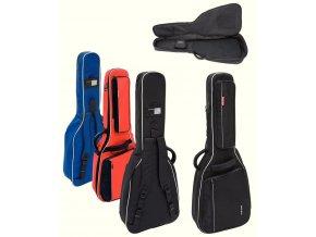 GEWA Guitar gig bag GEWA Bags Premium 20 Classic 4/4 blue