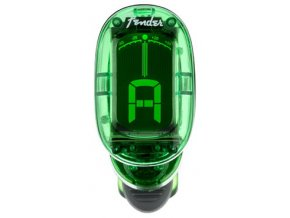 Fender California Series Clip-On Tuner, Green