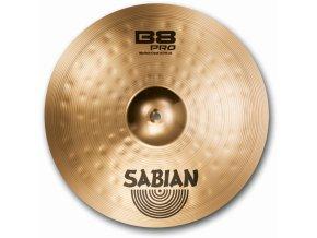 """SABIAN B8 PRO 18"""" MEDIUM CRASH brilliant"""