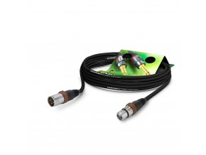 Sommer Cable MC Carbokab, Black, 7,50m